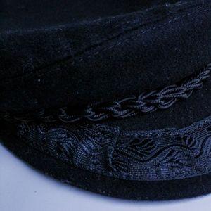 Brixton Fiddler Black Cap